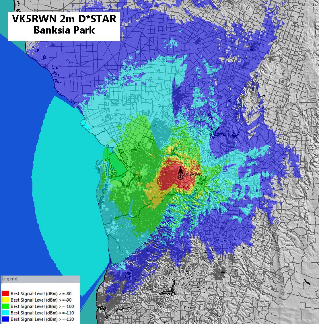 Digital VHF/UHF Repeaters – VK5RWN D*STAR | AREG