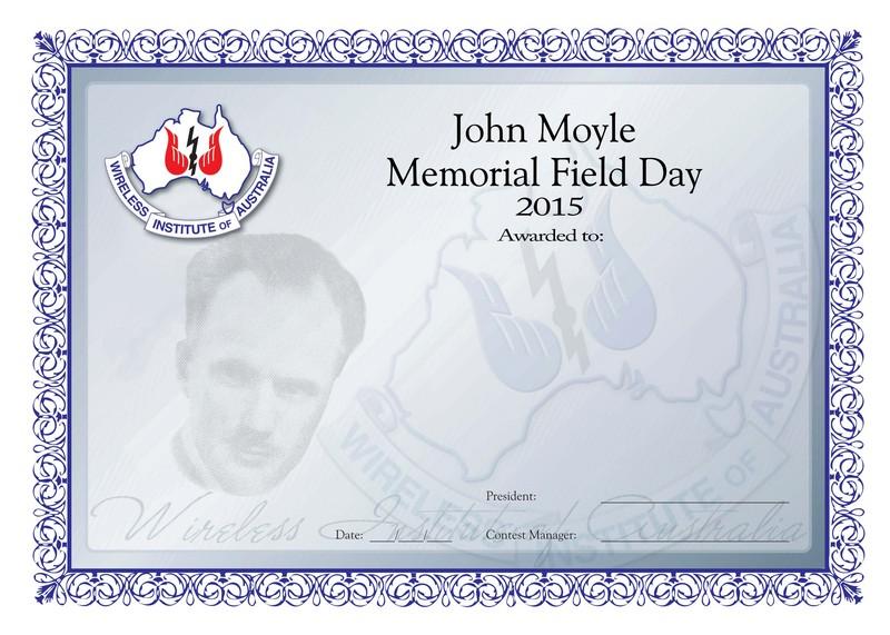 JMFD Certificate Logo