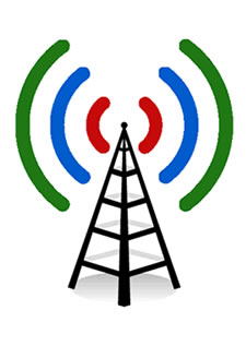 repeater tower clipart