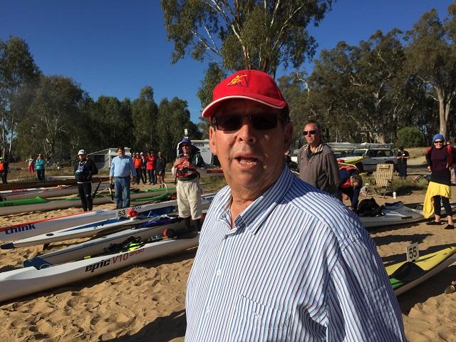 Martin Finn - Race Director