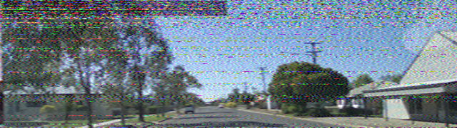 VK2YQA/4 MFSK16 Picture from QLD on 30m