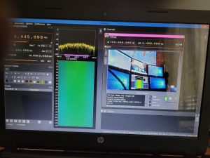 VK5APR Receiving DVB-S Signals